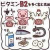 ビタミンB2、B6はニキビに効果ある?